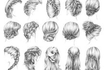 Hairstyles / All the steps to do really pretty hairstyles.