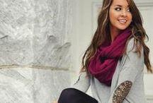 .:. ladies denver attire .:. / warm & snuggly clothes for the ladies. #bundleupbaby !