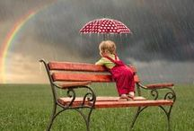 Weather ☂ ☁ / Clouds - Fog - Rain - Rainbows - Storms - Thunderstorms - Lightnings - Tornados - Twisters