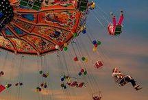 Amusement Rides ❤