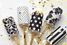 New Year's Eve / Inspiration for your New Year's Eve Soiree