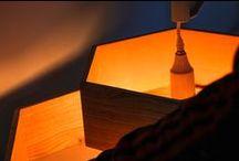 Lampe col de cygne / #woodcodesign
