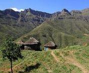 Lesotho ✈