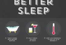 Sleep Tips / Curating the best sleep tips and sleep hacks to give you quality restful sleep that leads to a healthier you.