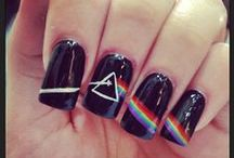 Nail Art ♥ / Creative, Colourful, Nail designs, nail art,