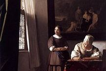 Vermeer / dutch painter from 17th century