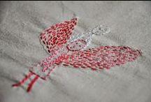 ♥ Vyšívání (embroidery)