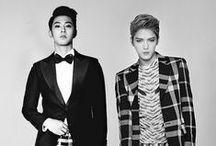 YunJae / Browny & Cony a.k.a Yunho & Jaejoong♡