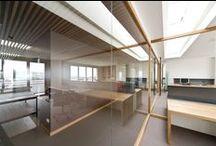 NODOO / La nostra visione di come utilizzare legno e cristallo per l'arredo di design