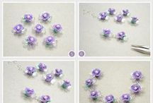 How to made a flower / broderi