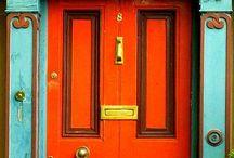 I love beautiful doors