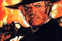 Western- Art / My  collection of western book Illustration, cover, comics and magazines.