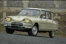 CARACTERS_Citroen Ami 6 Limousine