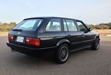 CARACTERS_BMW e30 Touring