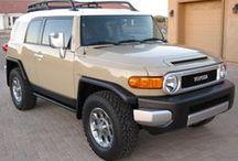 CARACTERS_Toyota FJ Cruiser