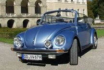 CARACTERS_VW Käfer Bug Cabriolet