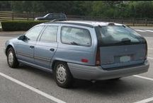 CARACTERS_Ford Taurus Mercury Sable I Wagon