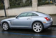 CARACTERS_Chrysler Crossfire Coupe