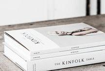 Magazine / clean, minimalistic design with beautiful ideas