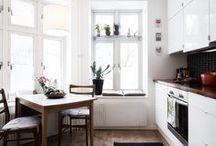 Apart. Kitchen
