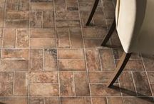 Brick Tiles / Brick style tiles help to create many different looks