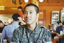 Yunho Military / Soldier Yunho