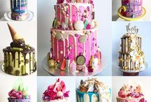 Cake, cake decoration
