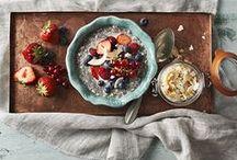 Brekkie / Healthy vegan and vegetarian breakfast foods