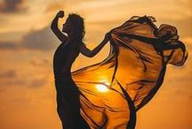 ✨❣Sunset & sunrise ❣✨