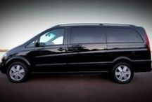 Mercedes Viano Luxury Van / Brisbane Airport Transfers & day charter- Mercedes Viano 7 seat Luxury Van