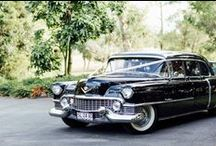 Cadillac Fleetwood Classic 1954 Limousine / Cadillac Wedding Car Hire Brisbane