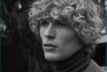 Men's Hair / Inspiration for men's hair - a selection of men's hairstyles