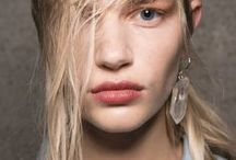 Catwalk Style / Hairstyles from the catwalk