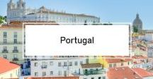 Portugal / Portugal Travel Inspiration: The Best of, Travel & Budget Tips and Itineraries. In-depth blog posts, helping plan your visit, where to go and see in Portugal.