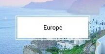 Europe / This Board is about Europe Travel: The Best of, Travel & Budget Tips and Itineraries.
