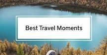 Best Travel Moments / Remember that moment you will cherish forever? Share it here on Best Travel Moments to fill your wanderlust soul.
