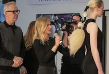 Creative Team Events / Photos of the Andrew Collinge Creative team in action. Behind the scenes photos and looks created at hair and fashion events.
