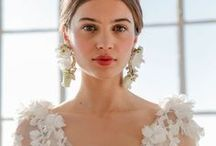 Wedding Hairstyles / A selection of wedding hairstyles, hair ideas for weddings. Includes hair accessories for weddings, updos, curls for wedding hair, wedding veils, tiara's and more.