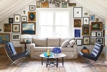 Dream Home: Interior / Inspiration / by Stephanie Wills