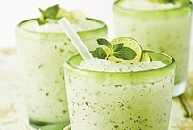 Food Love: Delicious Drinks / Alcoholic and non-alcoholic :)