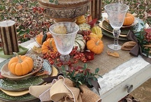 Table Settings / by Sherry Hammer-Casey