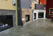 Showroom Denver CO / Images of fireplaces, stoves, and inserts from our Super Showroom in Denver.  More pics coming soon! / by Fireplace Warehouse ETC