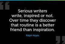 Writing / by Katie Daroff