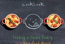 Kids in the kitchen / cookbooks for kids  / by Johanna Bailey