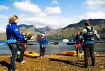 Torridon Activities / The Torridon Activity Centre has a wide selection of activities available, including archery, sea kayaking, clay pigeon shooting, mountain biking and many more.