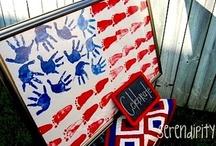 Patriotic  / by Nancy Langevin