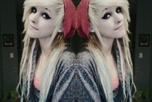 Hair c: / by Bailey Carlile†