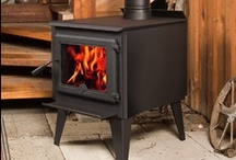 Wood Stoves / Many brands and styles of Wood stoves on display in our Denver showroom.  Stop in and find the stove that's right for you. / by Fireplace Warehouse ETC