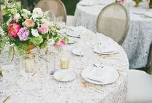 Dreamy Table Settings / by Babushka Ballerina