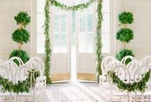 | AISLE PERFECTION | / Dreamy Wedding Aisle to inspire.  / by Babushka Ballerina